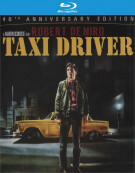 Taxi Driver: 49th Aniversary Edition (Blu-ray + UltraViolet)  Blu-ray