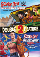 Scooby / WWE: Curse Of The Speed Demon And Scooby / WWE Wrestlemania Mystery Movie