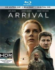 Arrival (4K Ultra HD + Blu-ray + Ultraviolet) Blu-ray