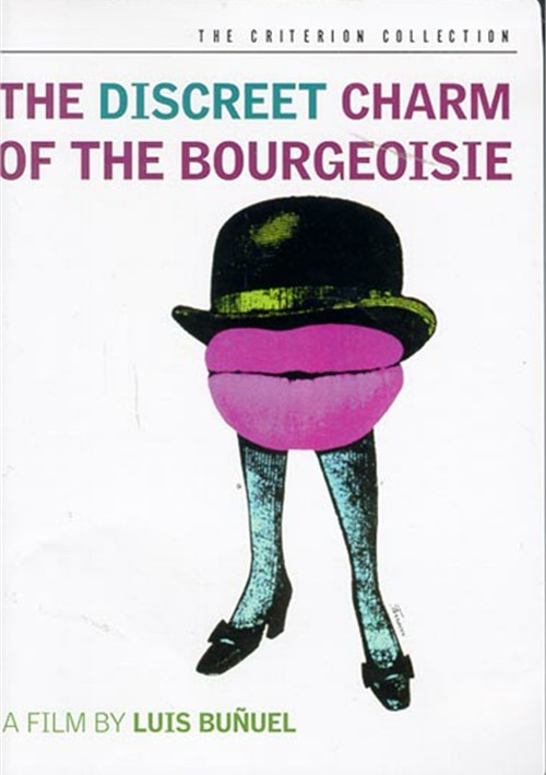 Discreet Charm Of The Bourgeoisie, The: The Criterion Collection Movie