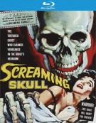 Screaming Skull, The Blu-ray