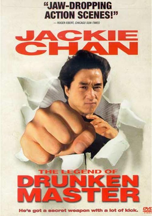 Legend Of Drunken Master, The Movie