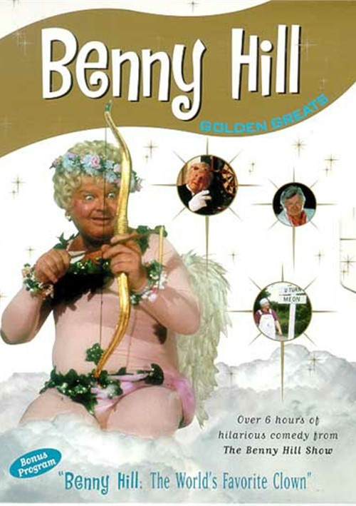 Benny Hill: Golden Greats Movie