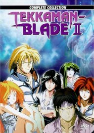 Tekkaman Blade II: Complete Collection Movie