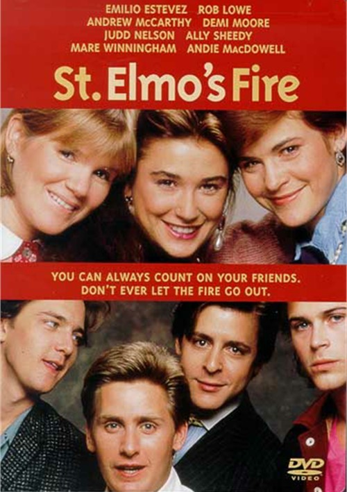 St. Elmos Fire Movie