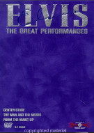 Elvis: The Great Performances 1-3 Movie