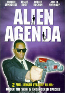 Alien Agenda: Under The Skin/ Endangered Species Movie