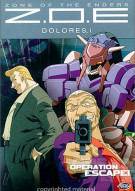Zone Of The Enders: Dolores - Operation Escape Movie