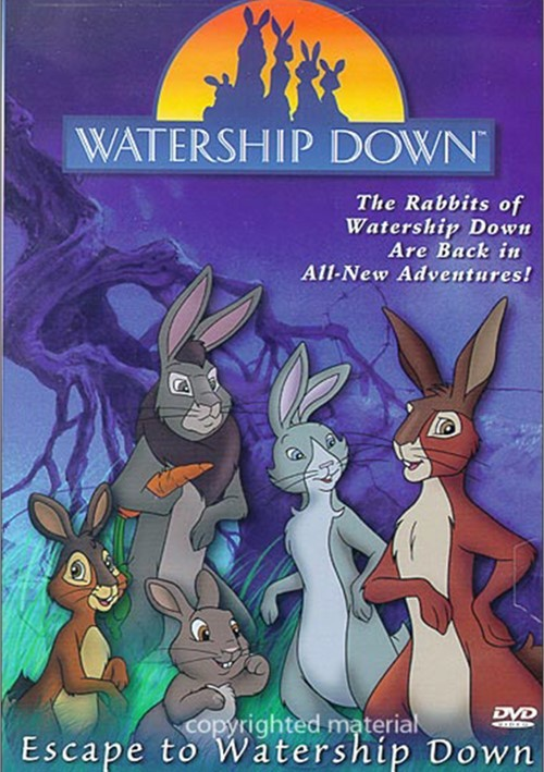 Watership Down: Escape To Watership Down Movie