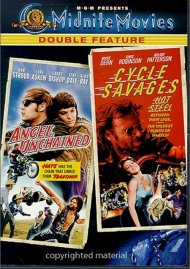 Angel Unchained/ Cycle Savages (Double Feature) Movie