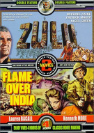 Zulu / Flame Over India (Double Feature) Movie
