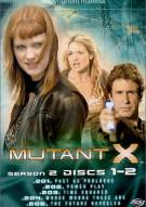 Mutant X: Season Two - Discs 1 & 2 Movie