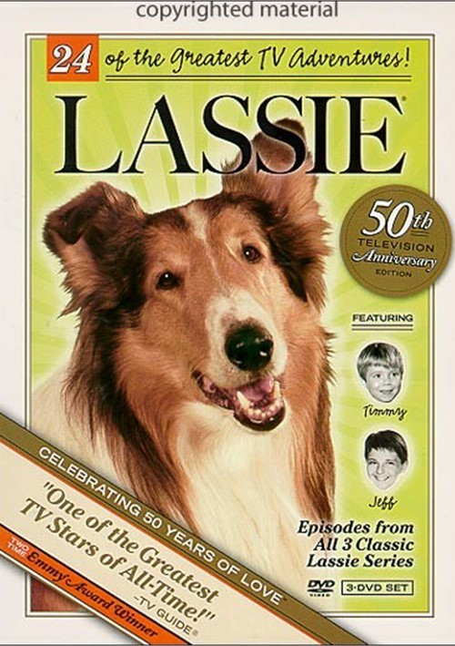 Lassie: 50th Television Anniversary Edition Movie