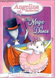 Angelina Ballerina: Magic Of Dance Movie