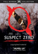 Suspect Zero (Fullscreen) Movie