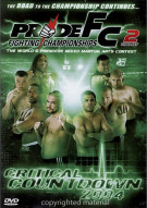 Pride FC: Critical Countdown 2004 Movie