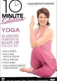 10 Minute Solution: Yoga Movie