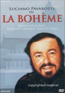 Luciano Pavarotti:  La Boheme Movie