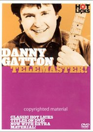 Danny Gatton: Telemaster! Movie