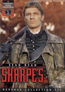 Sharpes Revenge Collection Set Movie
