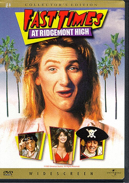 Fast Times At Ridgemont High: Collectors Edition Movie