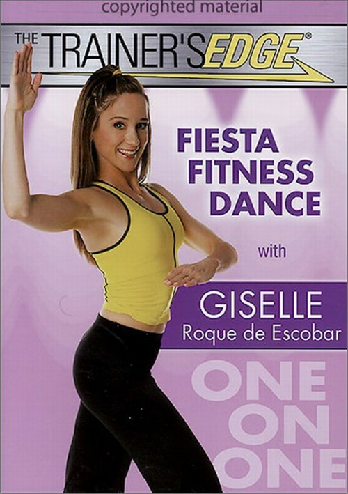 Trainers Edge, The: Fiesta Fitness Dance With Giselle Movie