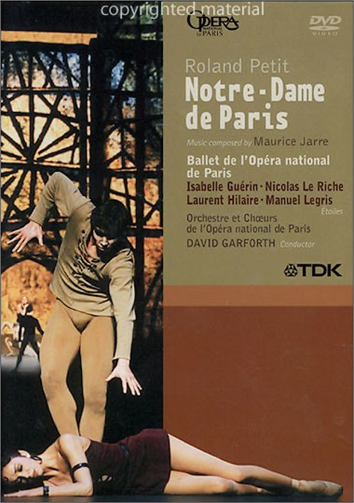 Notre-Dame De Paris Movie