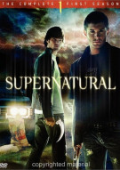 Supernatural: The Complete First Season Movie