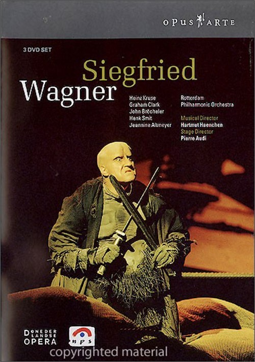 Wagner: Siegfried Movie