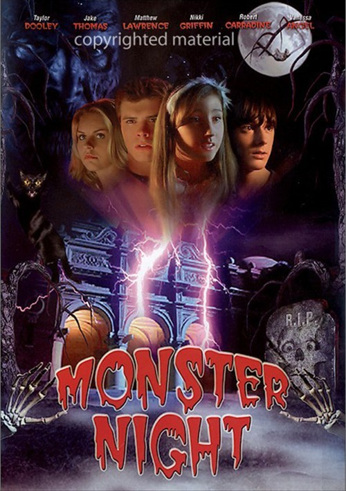 Monster Night Movie