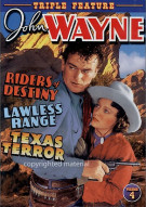 John Wayne Triple Feature: Volume 4 Movie