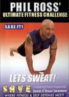Ultimate Fitness Challenge: Lets Sweat With Phil Ross Movie