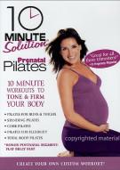 10 Minute Solution: Prenatal Pilates Movie