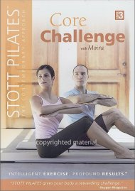 Stott Pilates: Core Challenge Movie