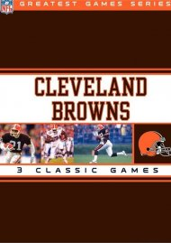 NFL Greatest Games Series: Cleveland Browns Movie