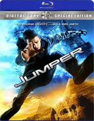 Jumper: Special Edition Blu-ray