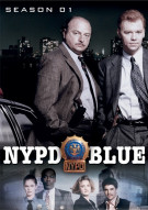 NYPD Blue: Season 1 (Repackaged) Movie