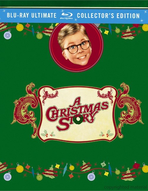 Christmas Story, A: Ultimate Collectors Edition Blu-ray