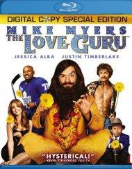 Love Guru, The (with Digital Copy) Blu-ray