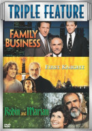 Family Business / First Knight / Robin And Marian (3 Pack) Movie