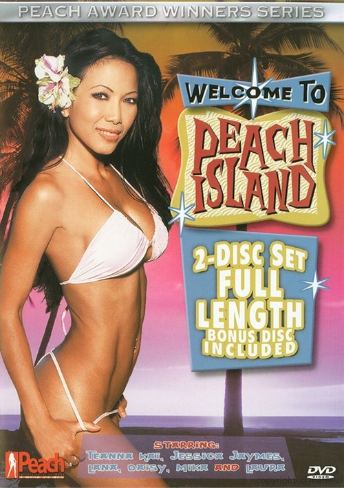 Welcome To Peach Island: Peach Award Winners Series Movie