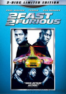2 Fast 2 Furious: Limited Edition Movie