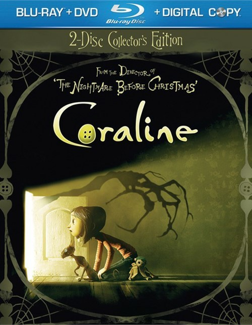 Coraline: Collectors Edition Blu-ray