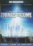 H.G. Wells Things To Come Movie