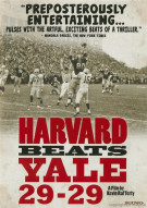Harvard Beats Yale 29 - 29 Movie