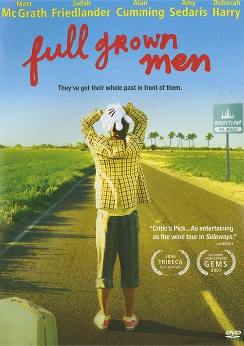 Full Grown Men Movie