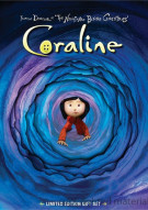 Coraline: Limited Edition Giftset Movie