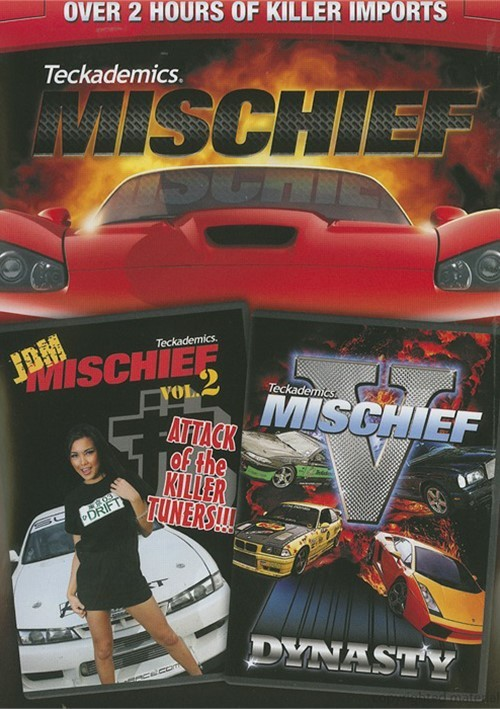 Destroy Entertainment: Mischief Movie