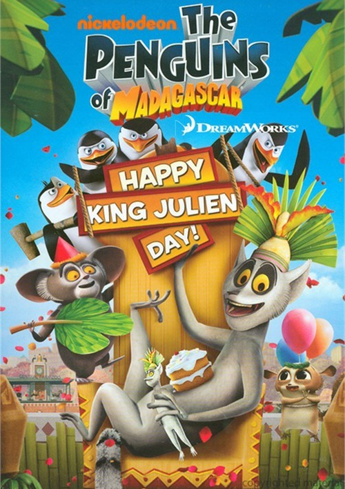 Penguins Of Madagascar, The: Happy King Julien Day! Movie