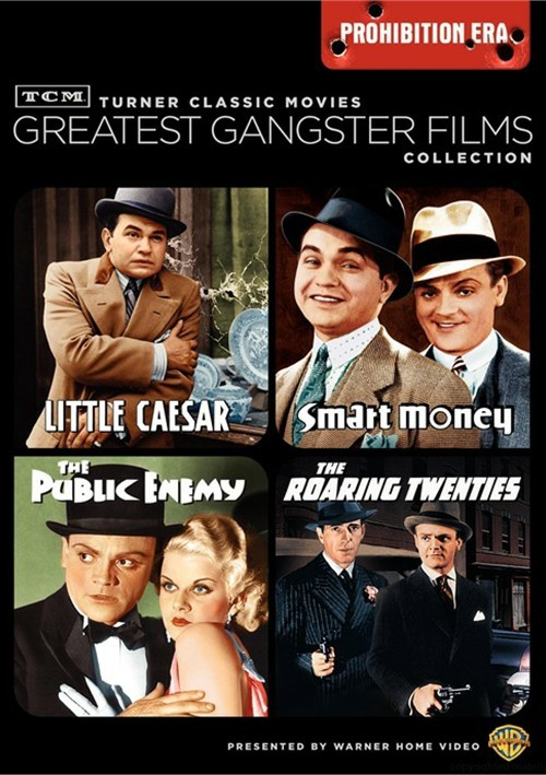 Greatest Classic Films: Gangsters - Prohibition Era Movie